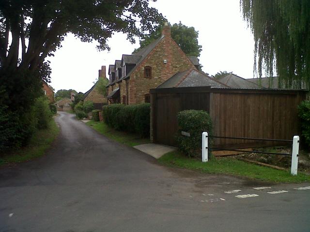 Main Street, Egleton