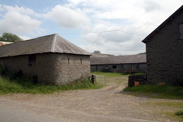 Farm on Church Road, Newcastle