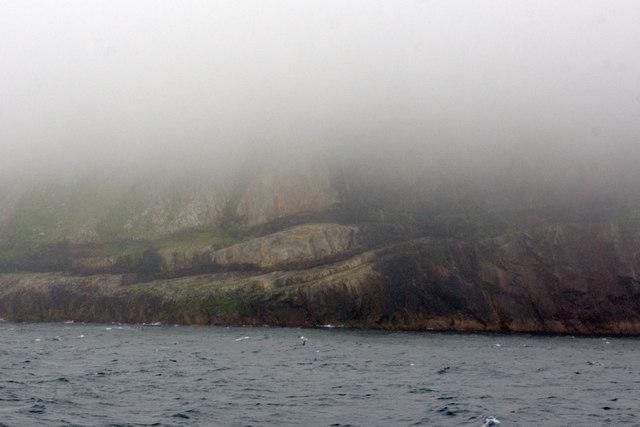 Rubha an Uisge, St Kilda