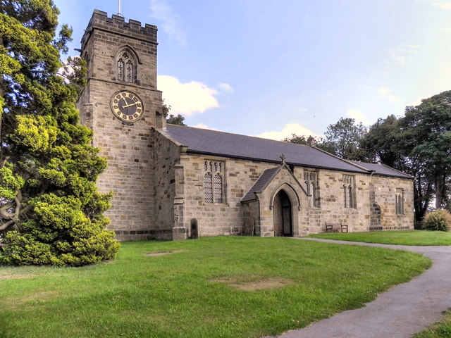 St Nicholas' Church, Stillington