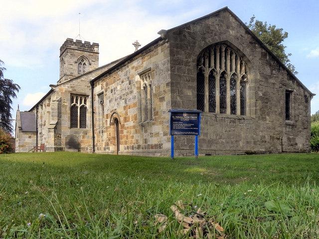 St Nicholas' Parish Church