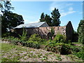 SX9390 : Remains of Countess Weir Paper Mills by Chris Allen