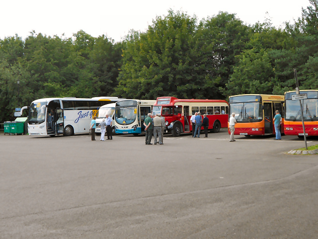 Bus and Coach Park, Helmsley