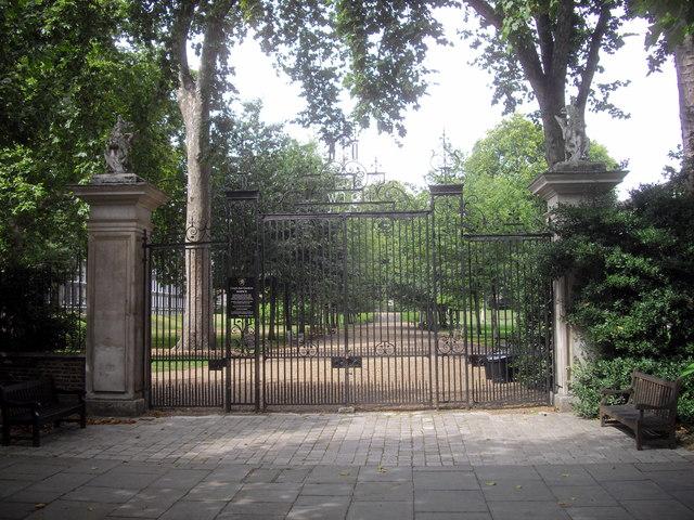 Grays Inn Gardens