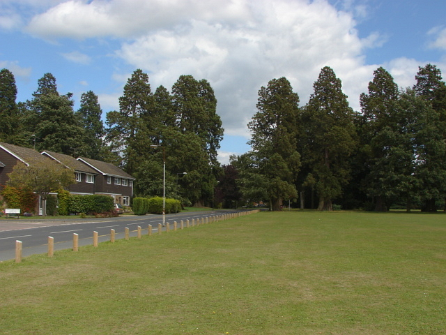 Heatherside recreation ground.