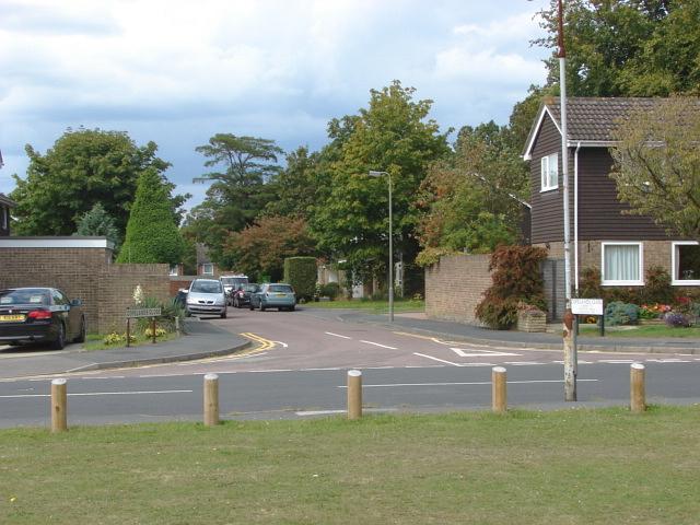 Copeland Close, Heatherside