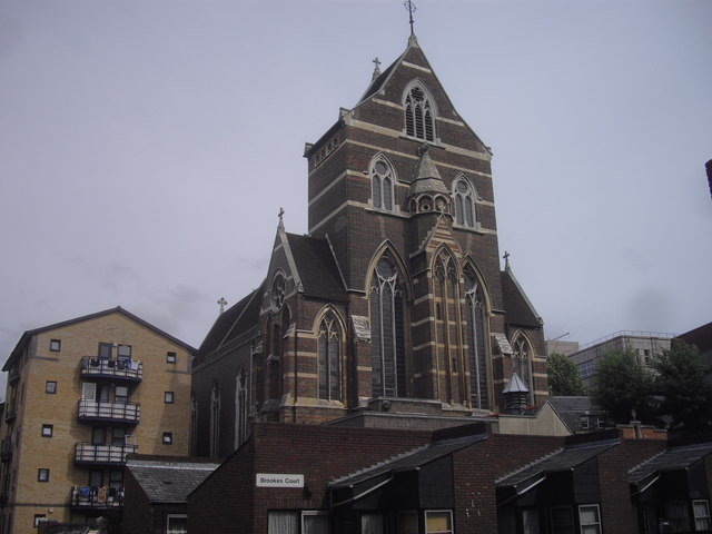 St. Alban the Martyr, Holborn