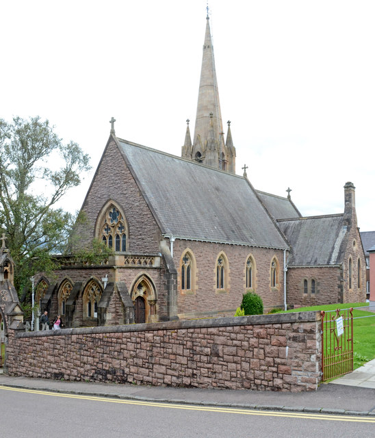 St Andrew's Church, Fort William