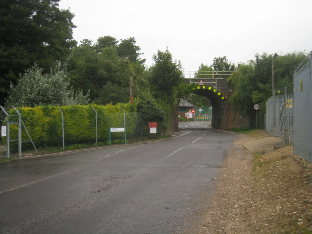 Bridge E4/155 BAE1 (Quidhampton Farm)