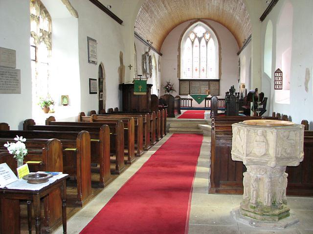 Holy Trinity church, Middleton