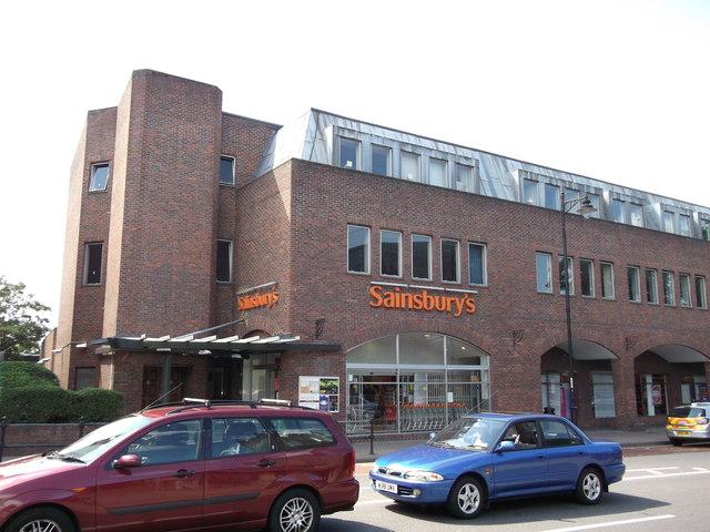 Sainsbury's, Chislehurst West