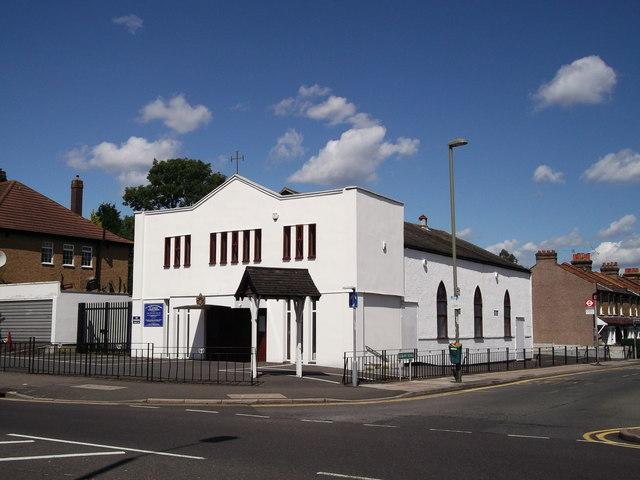 St. Patrick's Roman Catholic church, West Chislehurst
