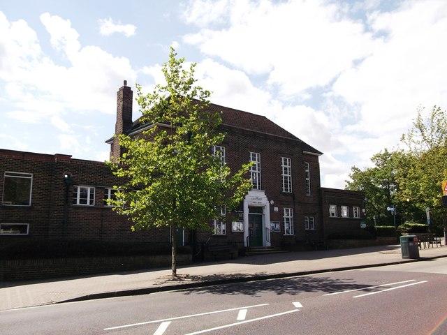 Chislehurst Library