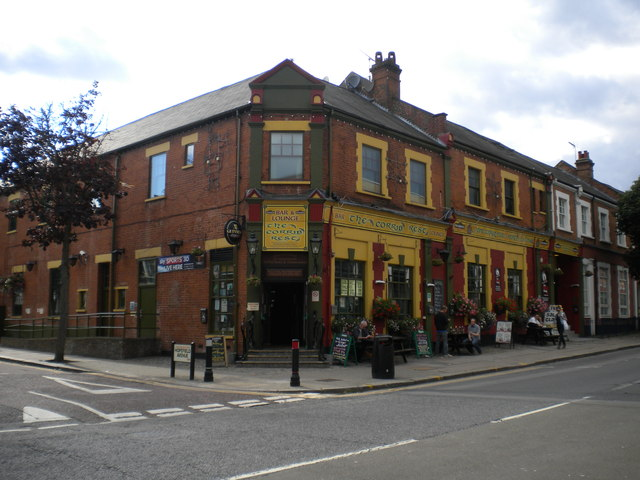 The Corrib Rest, Salusbury Road NW6