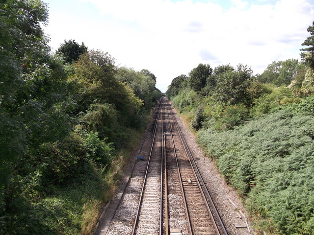 Railway to Mottingham