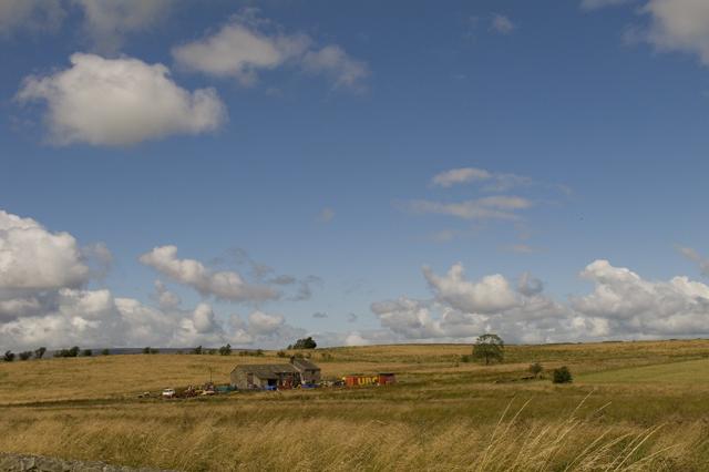 Higher Edge farm