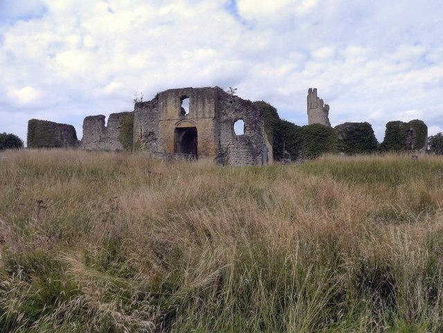 Helmsley Castle South Barbican