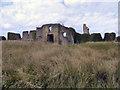 SE6183 : Helmsley Castle South Barbican by David Dixon