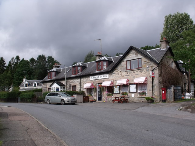 Kincraig Village Store and Post Office