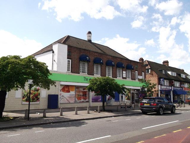 The Co-operative Supermarket, New Eltham