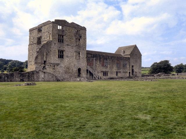 The West Range, Helmsley Castle