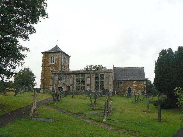 St Swithun's Church, Great Dalby