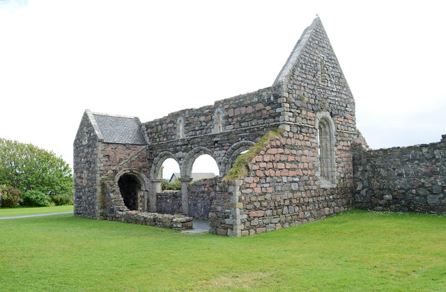 Augustinian Nunnery, Iona