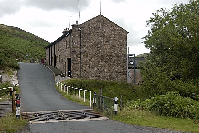 Smelt Mill Cottages, Hareden