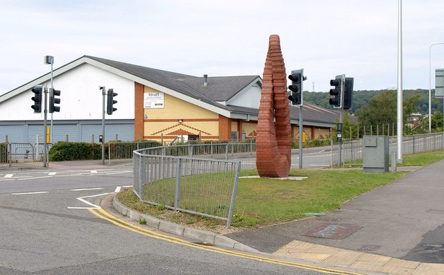 Sculpture,  Weston-Super-Mare