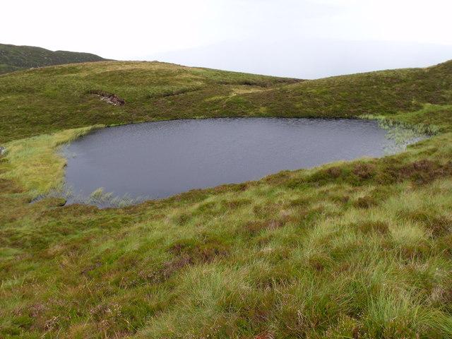 Lochan north-east of Stob a' Choin Duibh near Aberfoyle