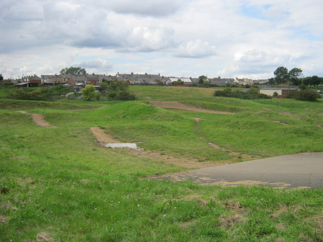 Hetton Lyons BMX Track
