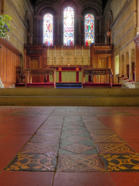 Church of All Saints, Helmsley