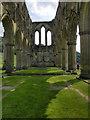 SE5785 : The Presbytery, Rievaulx Abbey by David Dixon