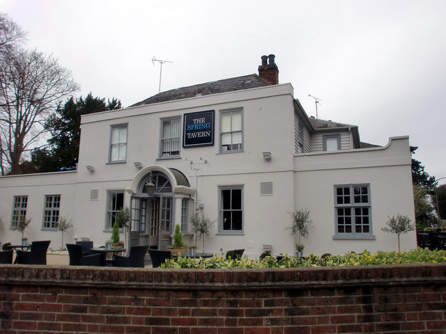 The Spring Tavern, London Road, Ewell West, Surrey