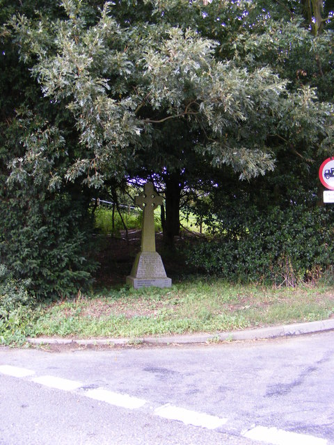 War Memorial on Drabb's Lane