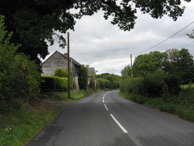 Farm buildings in Cobnash