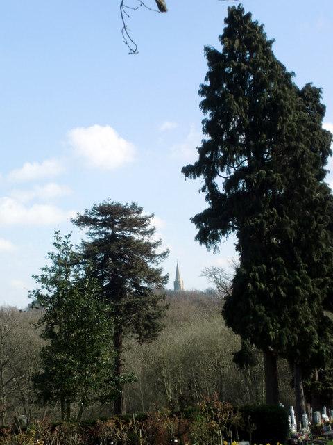 New Southgate Cemetery, Brunswick Park Road, London N11