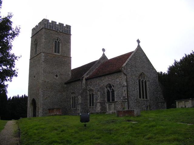 St.Botolph's Church, Burgh