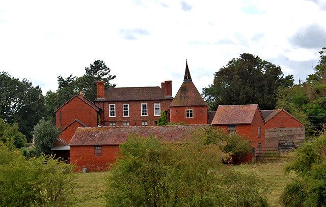 Dingwood Park Farm and Oast