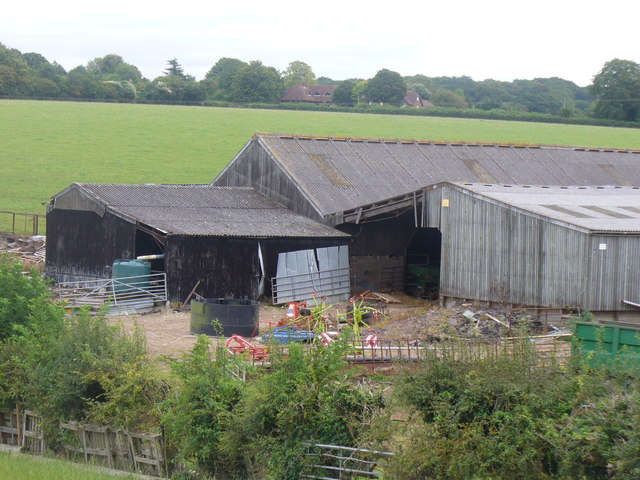 Bighton Bottom Barns