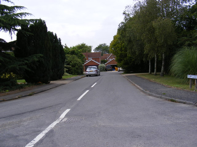 Pump Close, Boulge