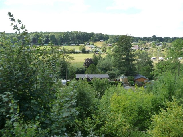 Holiday homes along the Severn Valley