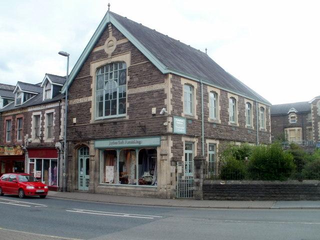 Jaybee Soft Furnishings, Frogmore Street, Abergavenny