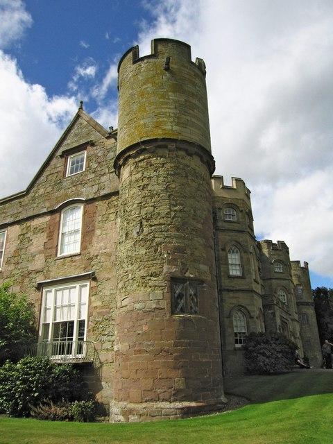 Croft Castle tower