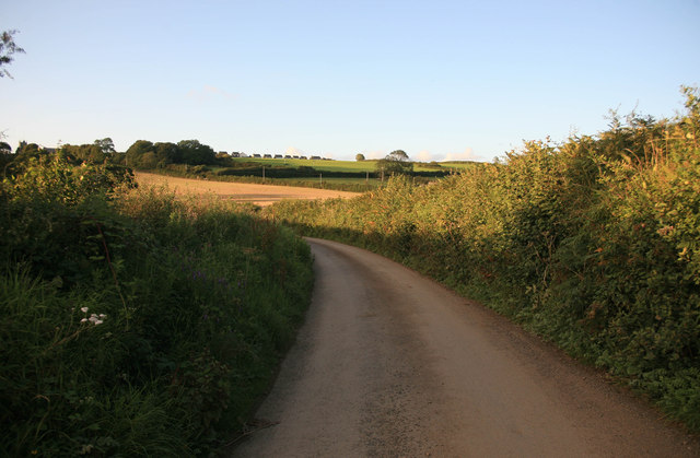Poldrissick lane