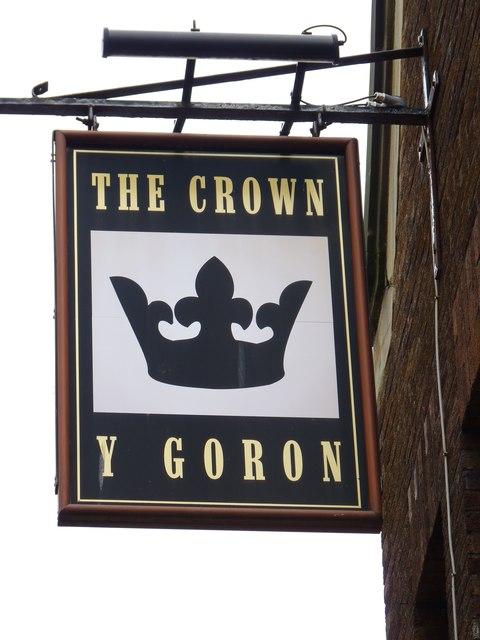 Y Goron, Caernarfon