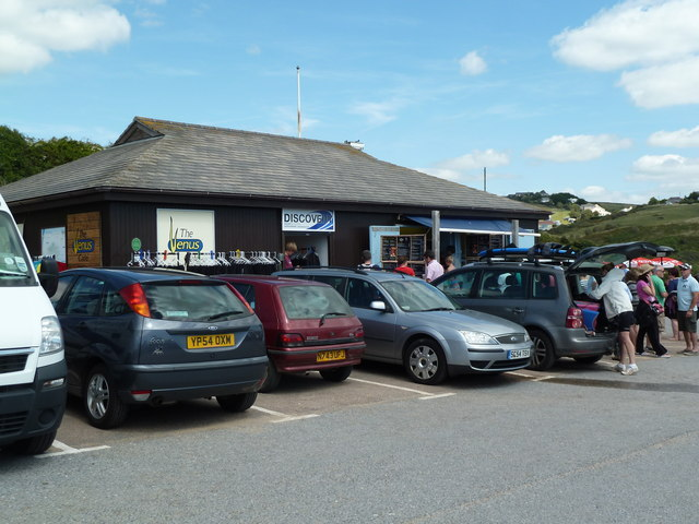 The Venus Cafe, Bigbury on Sea