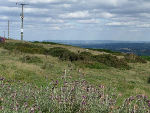 Clee Hill at Cleehill