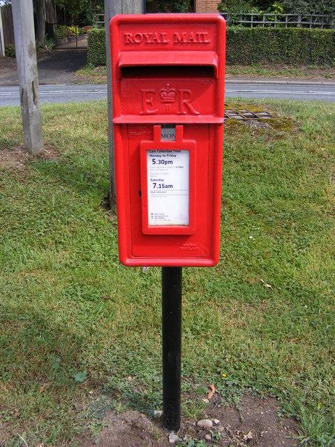 London Road Postbox