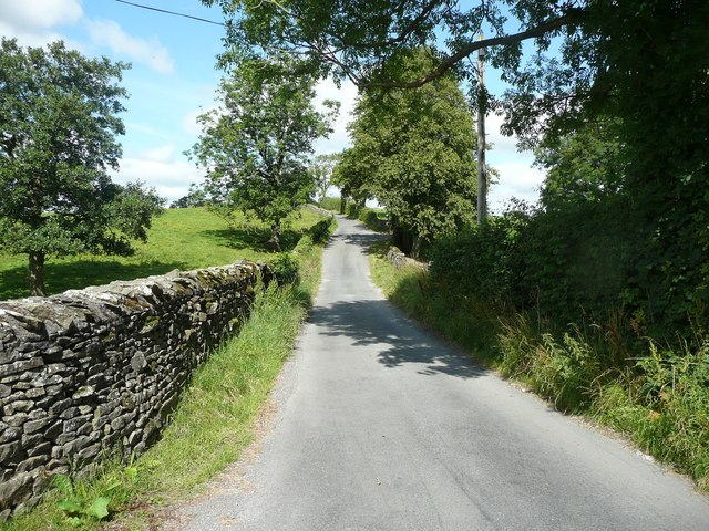 The Lane to Lawkland Green
